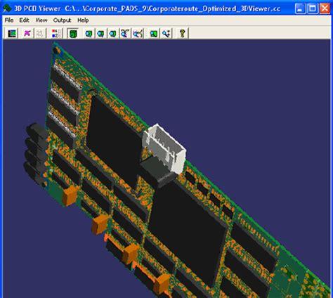 Pads Layout Viewer Update   pads layout ed c electronic design communication