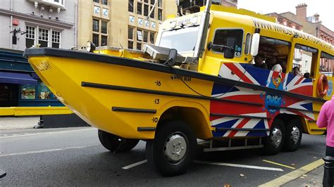 duck boat tours windsor windsor duck tours youtube