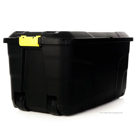 extra large storage cabinets buy 145lt extra large massive plastic box with clip lid