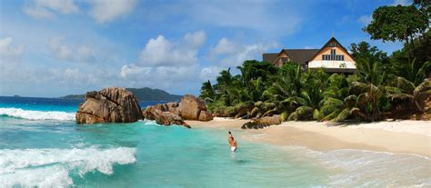 Beach Decor For The Home by Patatran Village La Digue Holidays Seychelles