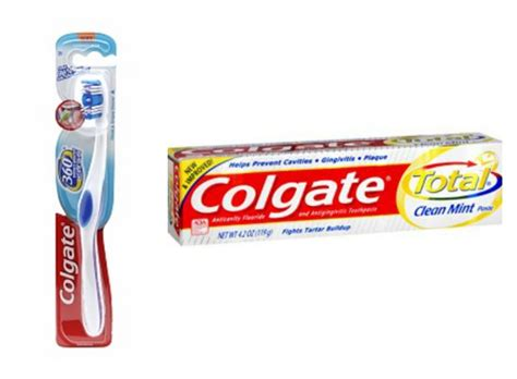 And Toothpaste toothbrush and toothpaste colgate www pixshark images galleries with a bite