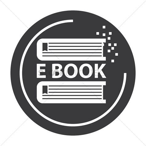 e book icon design stock vector image 49331229 ebook icon vector www pixshark com images galleries