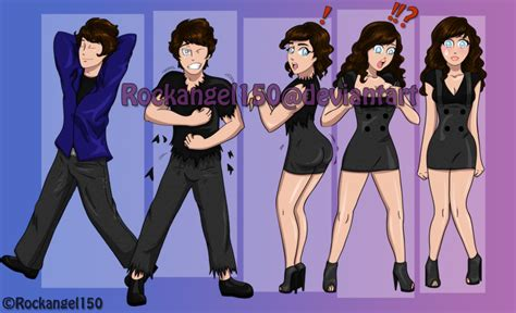 tg tf mtf male to female transformation sequence www pixshark com