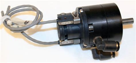 Rotary Actuator Pneumatic Rans8 180 4 180 Derajat Koganei used smc crb1bw30 180s rotary actuator