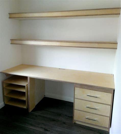 above desk shelving unit ben cardiff carpenter house and garden maintenance