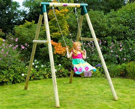 outdoor toddler swing diy swing easy diy and crafts
