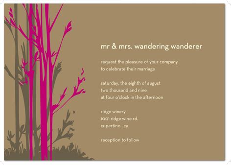 Wedding Ceremony Message Exles by Pany Annual Dinner Invitation Sle Style By