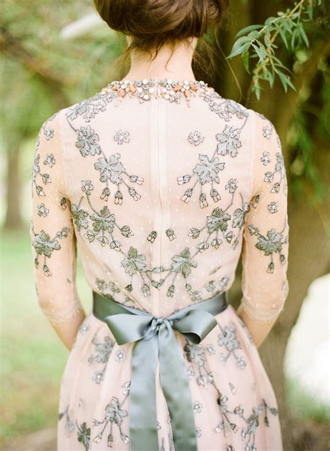 Biyan Top In Blush melanie s grey and blush wedding gown best wedding