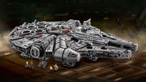 Cetakan Es Batu Model Wars Millennium Falcon the new lego wars ucs millennium falcon will shock you vulkk