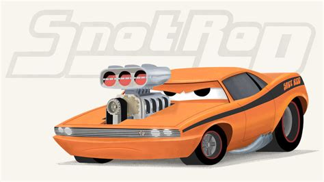 The Cars Snot Rod cars snot rod by riddsorensen on deviantart