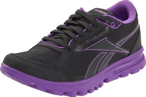 reebok yourflex running shoes reebok womens yourflex run running shoe in black gravel