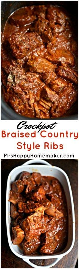 braised country style beef ribs recipe 25 best ideas about country style ribs on