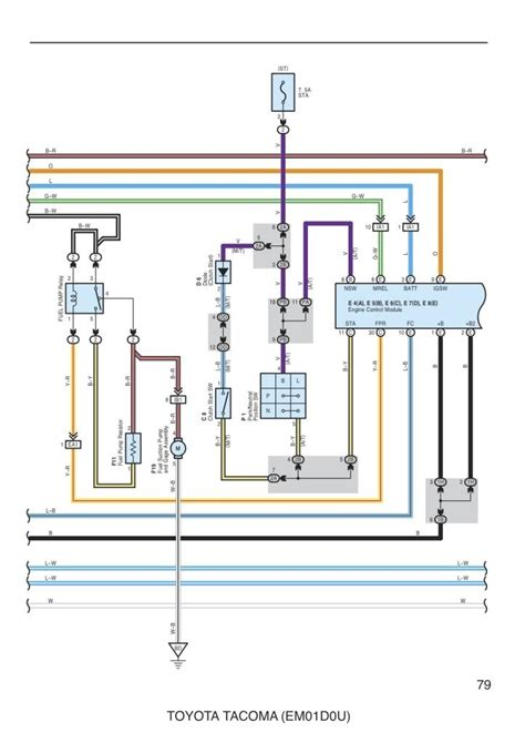 wiring diagram for fuel tacoma world