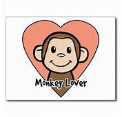 Girly Monkey Clip Art  Clipart Panda Free Images