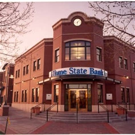 home state bank banks credit unions fort collins co