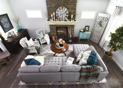 Decorating Living Room With Ls by Best 25 Modern Farmhouse Living Room Decor Ideas On