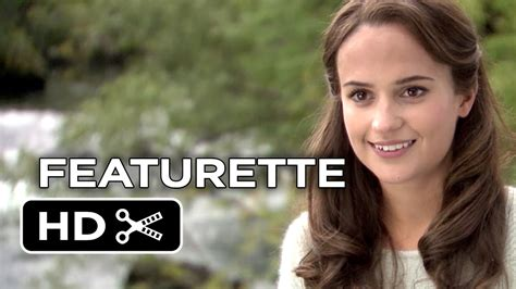 ex machina cast ex machina featurette cast 2015 alicia vikander