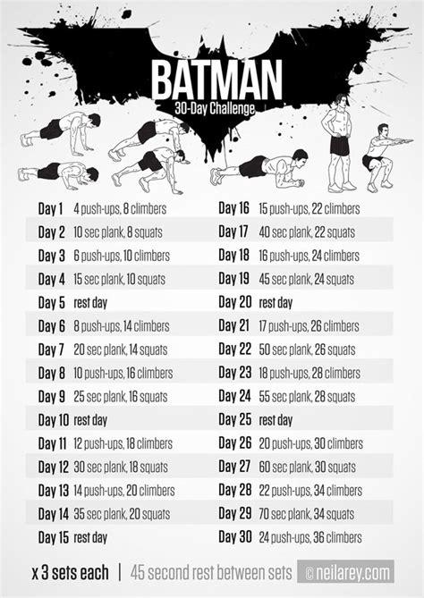 days challenge best 25 batman ideas on
