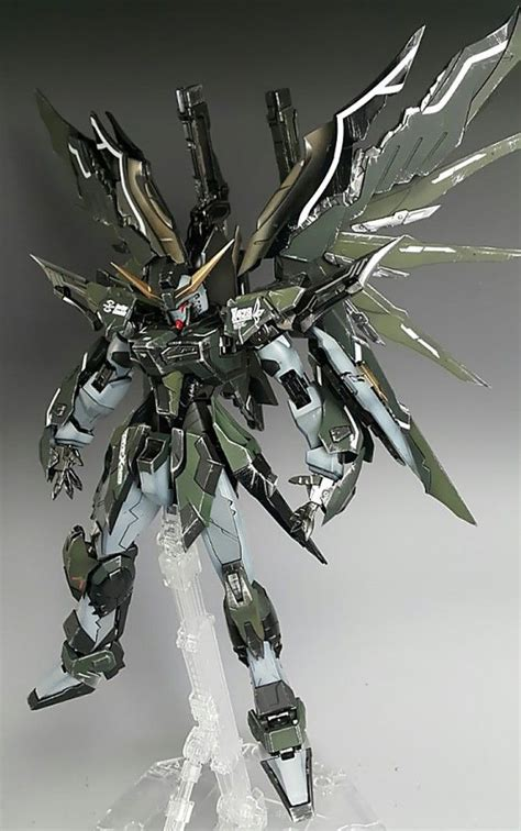 Mg Gundam X By Gundam Workshop 1000 ideas about gundam model on gundam