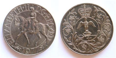 Pictures of Decimal Coins of the UK   Decimal Crowns