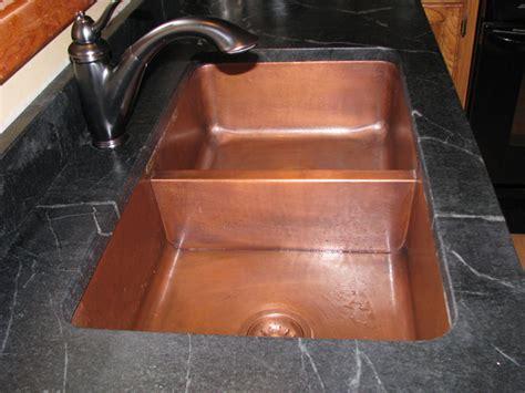 Copper Kitchen Sinks Signature Kitchen Copper Sink
