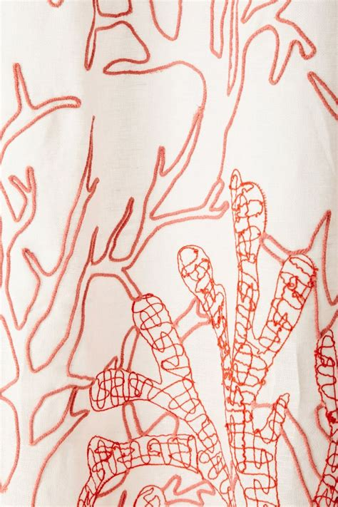 anthropologie octopus shower curtain climbing coral shower curtain