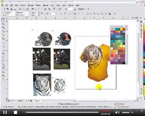 coreldraw tracing tutorial corel draw tutorials corel draw tutorials for beginners