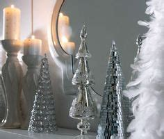blue silver christmas theme on pinterest blue