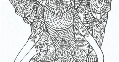 stress relief coloring pages elephant coloring for adults stress relief pinterest