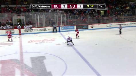 Northeaster Vs Bu Mba by Northeastern Mens Hockey Vs Bu Recap Feb 28 2015