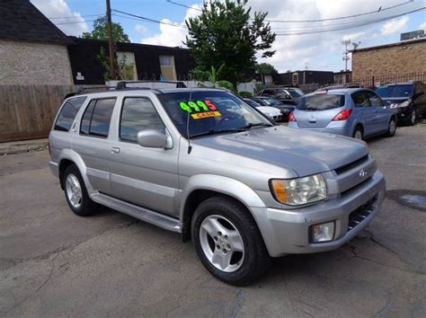 transmission control 2002 infiniti qx parental controls 2002 infiniti qx4 2wd 4dr suv in houston tx chimney rock auto brokers