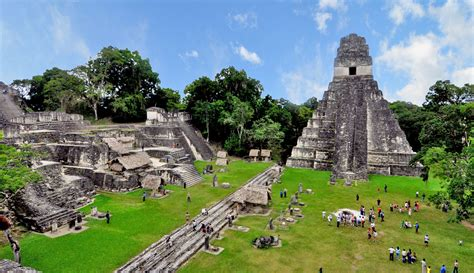 imagenes de los mayas guatemala yax mutul tikal the place of the voices