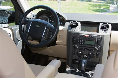 land rover 2007 interior land rover lr3 interior www pixshark com images