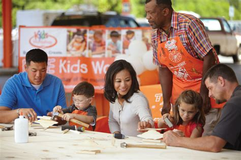 free home depot workshop saturday august 3 free
