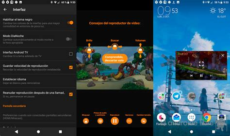 vlc player for android the vlc player for android is updated with new features