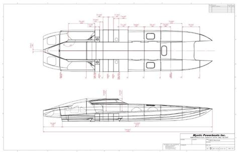rc boat hull drawing rc boat plans google search hobbies pinterest boat