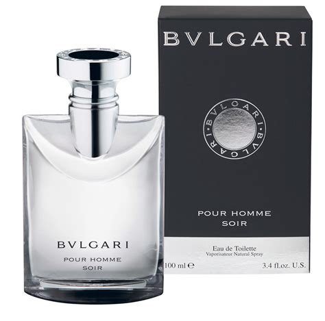 Parfum Bvlgari bvlgari pour homme soir bvlgari cologne a fragrance for 2006
