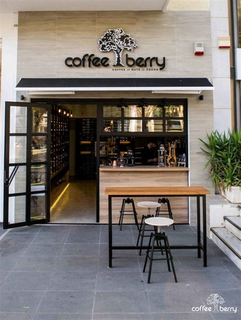 Design Cafe Founder   coffee berry το αυθεντικό third wave franchise concept