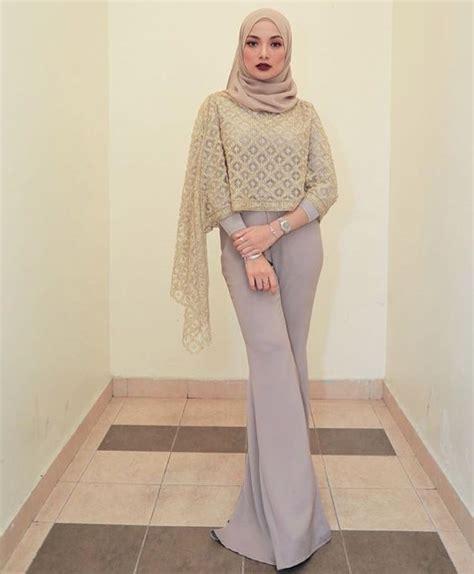 Gaun Pesta Frozen Manik Anak 4 model jumpsuit untuk para hijabers agar terlihat lebih