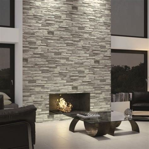 stone wall tiles for living room best 25 fireplace feature wall ideas on pinterest