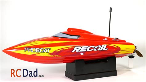 fast rc boat recoil brushless rcdad - Fast Rc Brushless Boats