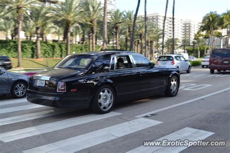 rolls royce in miami rolls royce phantom spotted in miami florida on 01 20