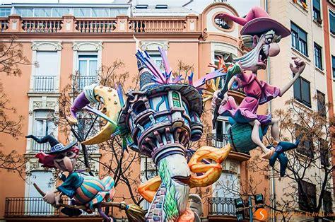ufficio turismo valencia visitare valencia durante la festa di las fallas