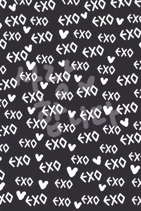 exo pattern wallpaper 70 best images about exo background on pinterest