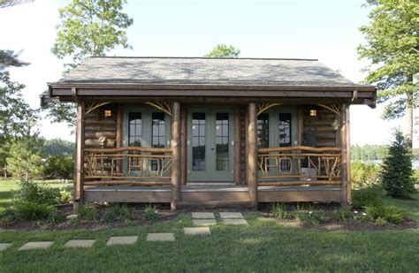 Vacation Cabin Plans bay lake cabin rustic exterior minneapolis by