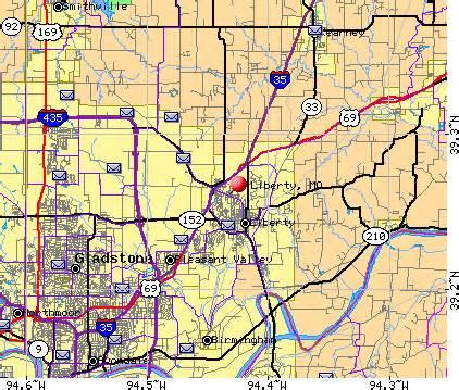 map of liberty infokwik liberty mo maps index