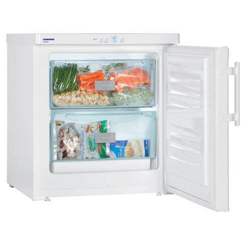 Freezer Mini liebherr gx823 55cm freestanding compact freezer