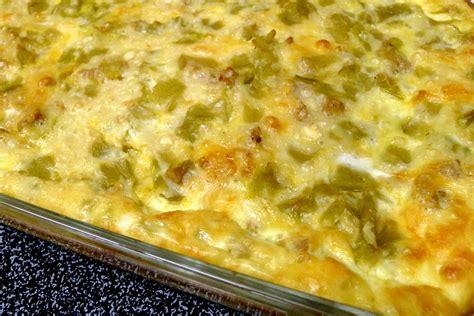 chili casserole chile relleno casserole recipe dishmaps