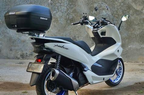 Pcx 2018 Bermasalah by Tak Cuma Tilan Mesin Honda Pcx 150 Ini Juga Diobrak