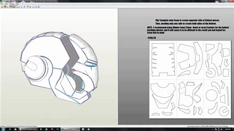 Papercraft Viewer - paper craft new 350 papercraft iron armor